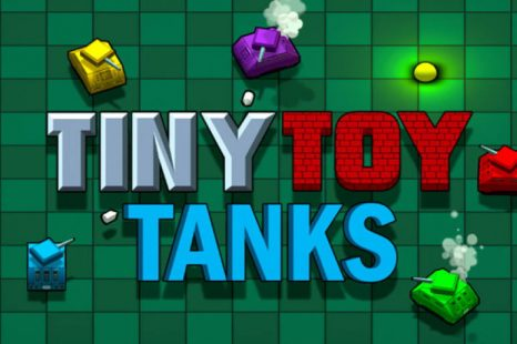 Tiny Toy Tanks Review