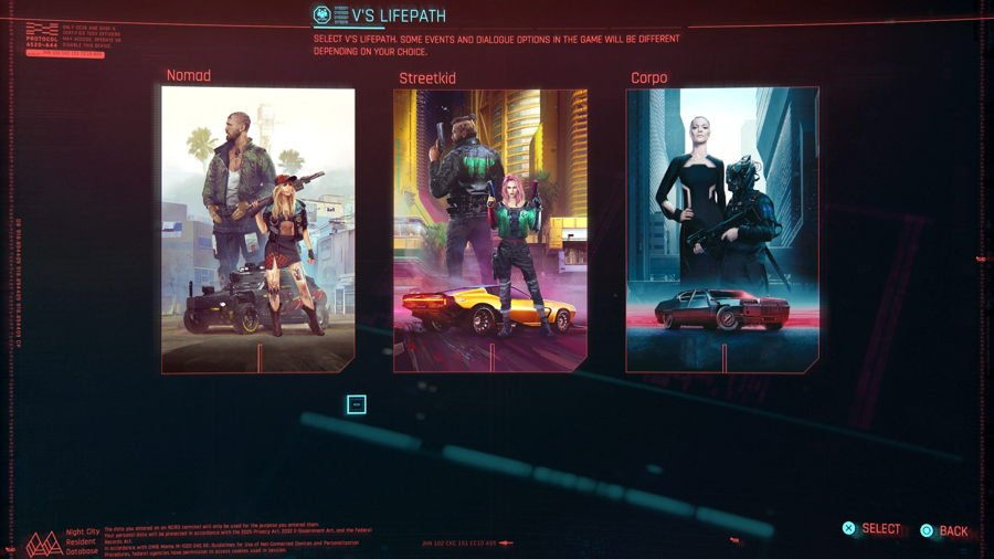 Which Lifepath To Pick In Cyberpunk 2077