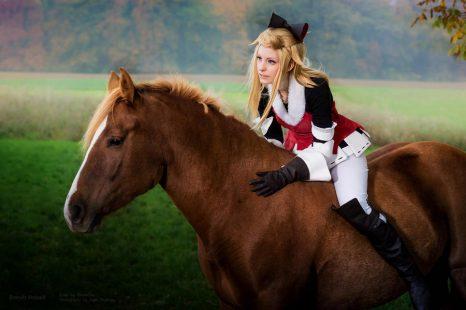 Cosplay Wednesday – Bravely Default's Edea Lee