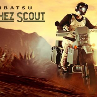 Maibatsu Manchez Scout Now Available in GTA Online