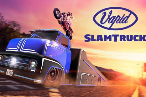 New Vapid Slamtruck This Week in GTA Online