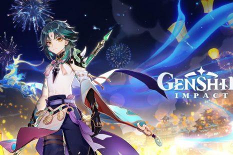 Genshin Impact Version 1.3 Update Coming February 3