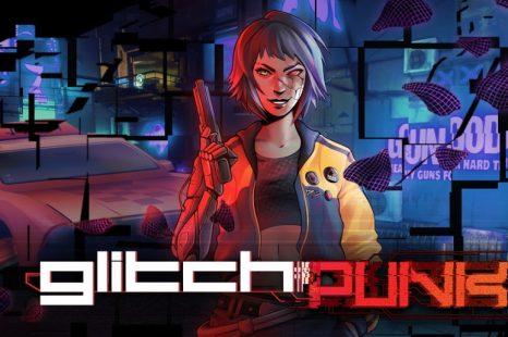 Top-Down Cyberpunk Adventure Glitchpunk Announced