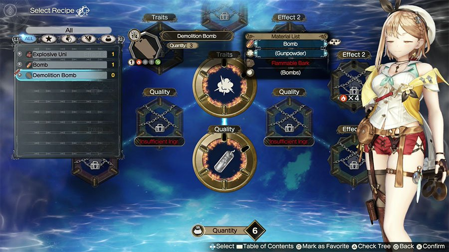 How To Make The Demolition Bomb In Atelier Ryza 2 Lost Legends