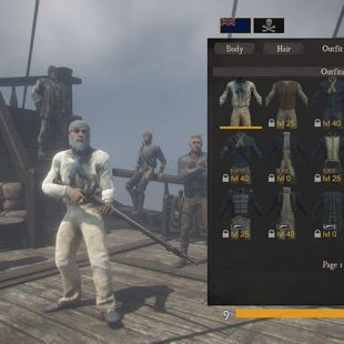 How To Unlock More Outfits In Blackwake