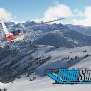 Microsoft Flight Simulator Gets Let it Snow Trailer