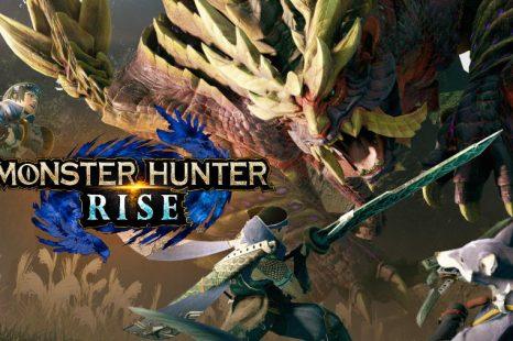 Monster Hunter Rise Demo Releasing Tonight