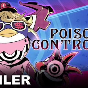 Poison Control Gets New Gameplay Trailer