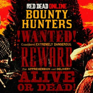 Bounty Hunter Week in Red Dead Online