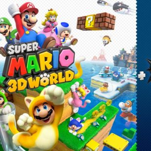 New Footage Revealed for Super Mario 3D World + Bowser's Fury