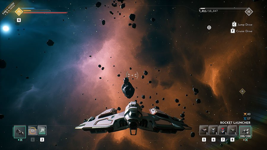 Swap Secondary Weapons In Everspace 2