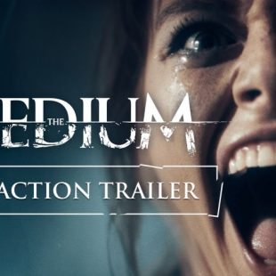 The Medium Gets Live Action Trailer