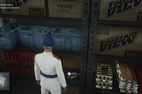 Where To Find The Lethal Poison In Dubai On Top Of The World In Hitman 3