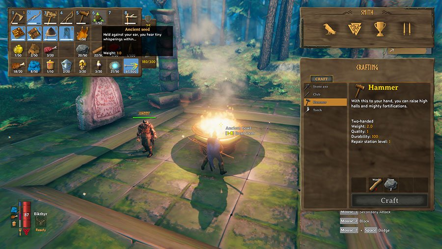 What Are Ancient Seeds For In Valheim
