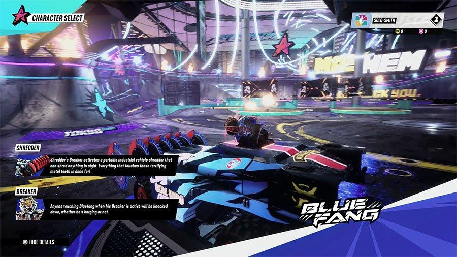 Blue Fang Guide