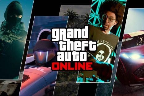 Double Rewards This Week in GTA Online