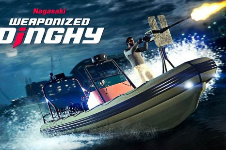 New Nagasaki Weaponized Dinghy Available in GTA Online This Week