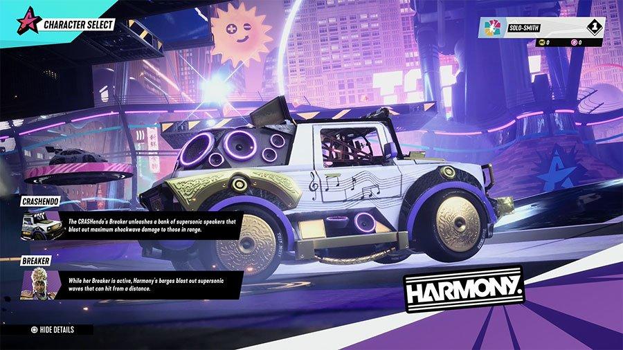Harmony Guide