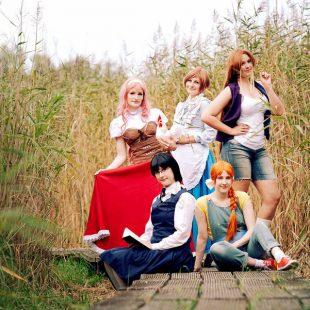 Cosplay Wednesday – Harvest Moon's Popuri
