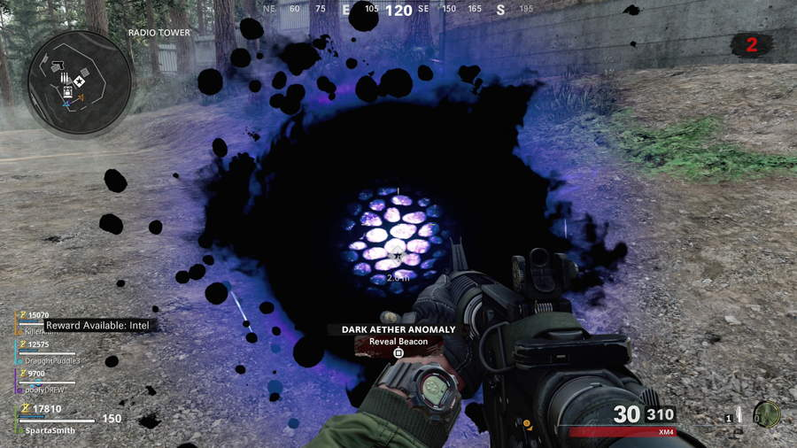 How To Find The Beacon In CoD Zombies Outbreak 2