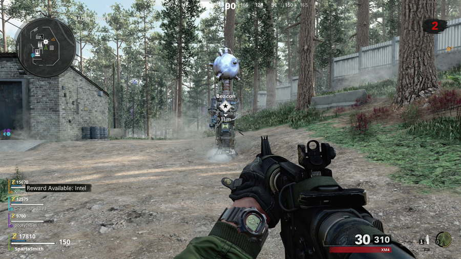 How To Find The Beacon In CoD Zombies Outbreak