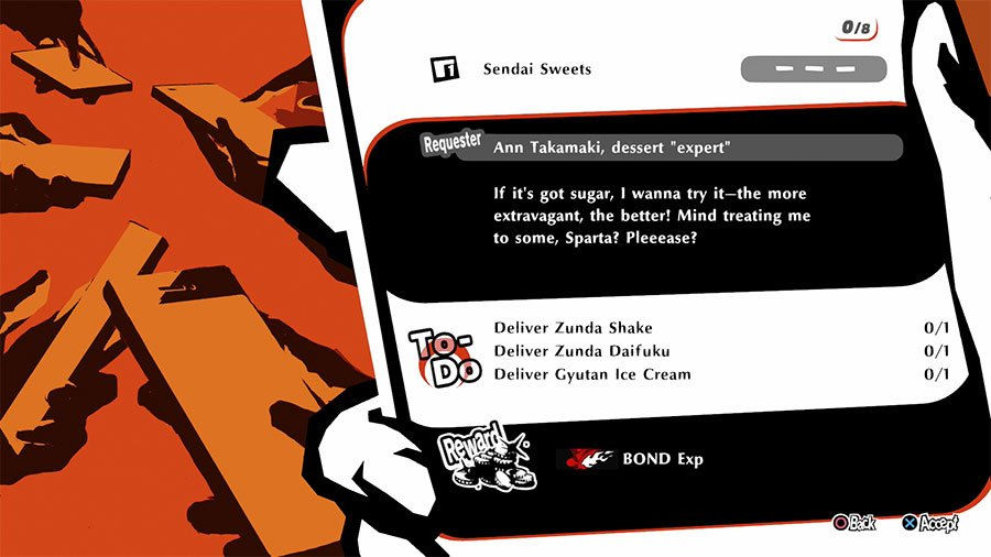 How To Increase Bond Level In Persona 5 Strikers