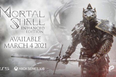 Mortal Shell: Enhanced Edition Coming March 4