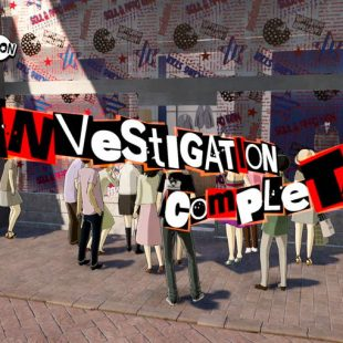 Persona 5 Strikers Investigation Guide