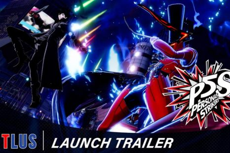 Persona 5 Strikers Gets Launch Trailer