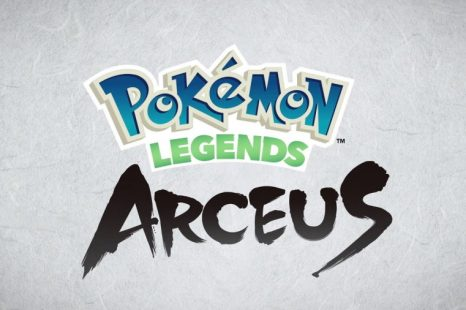 Pokémon Legends Arceus Announced