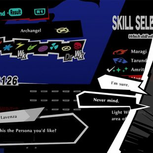 Persona 5 Strikers Prison Mail, Part 1 Guide