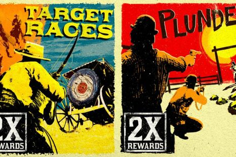 Double Payouts This Week in Red Dead Online