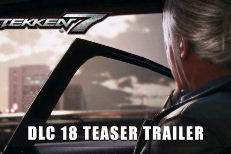 Tekken 7 New DLC Character Teased