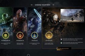 What Path To Choose In Outriders