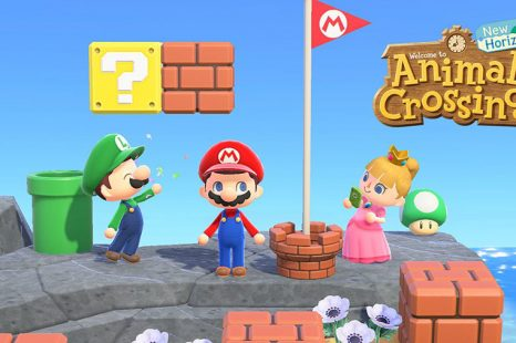 Where To Find Mario Update Items In Animal Crossing New Horizons