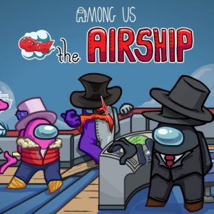 Among Us Airship Update Now Available