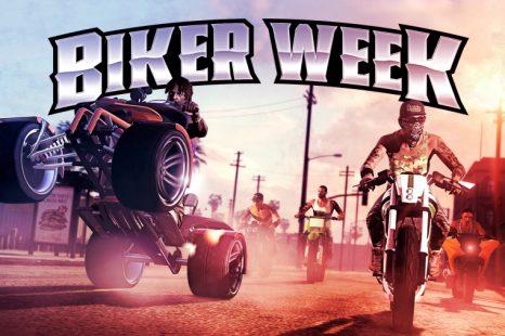Biker Week This Week in GTA Online