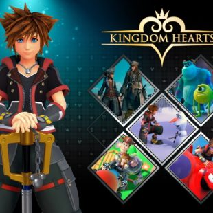 Kingdom Hearts Series Now Available on Epic Games Store