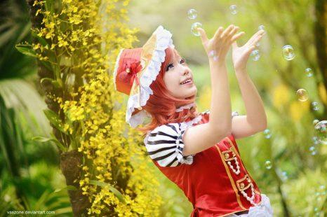 Cosplay Wednesday – Love Live!'s Maki Nishikino