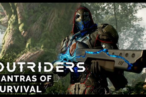 """Outriders Gets """"Mantras of Survival"""" Trailer"""
