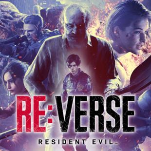 Resident Evil Re:Verse Open Beta Test Beginning April 7