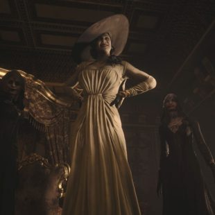 Resident Evil Village Gets Raytracing Showcase