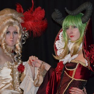 Cosplay Wednesday – SaGa Frontier's Gina and Asellus