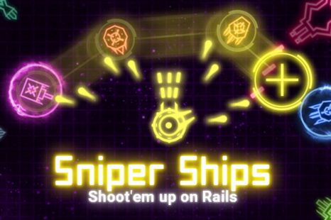 Sniper Ships: Shoot'em Up on Rails Review