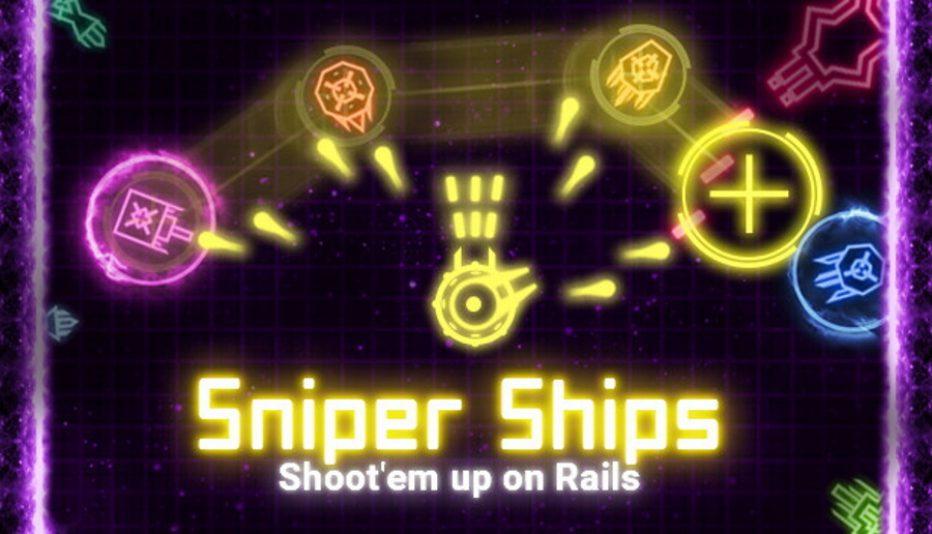 Sniper Ships: Shoot'em Up on Rails Review