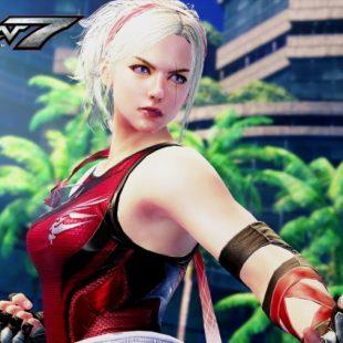 Lidia Sobieska Coming to Tekken 7 March 23