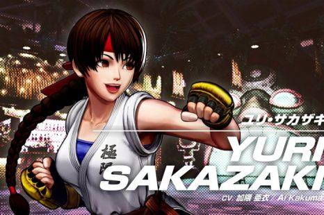 The King of Fighters XV Gets Yuri Sakazaki Trailer