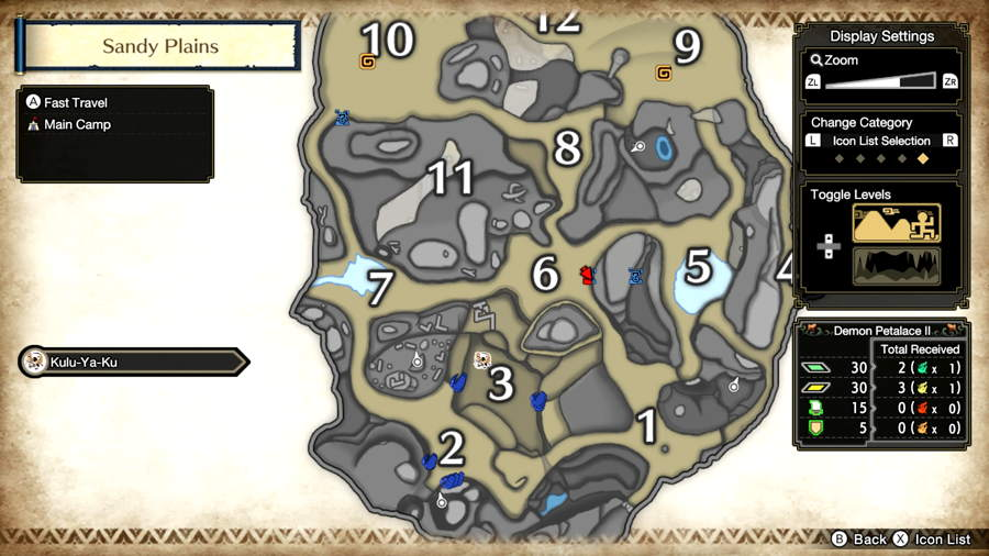 Where To Find Carbalite Ore In Monster Hunter Rise 3