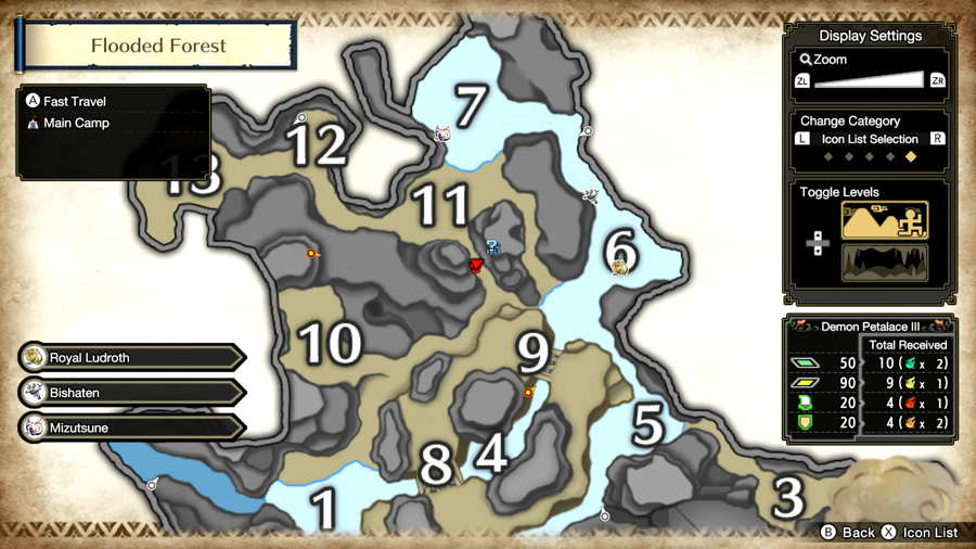 Where To Find Divine Rhinos In Monster Hunter Rise 3