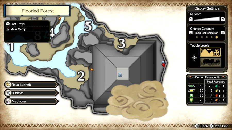 Where To Find Divine Rhinos In Monster Hunter Rise 4
